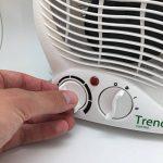 Trend Elektro - Chauffage Soufflant, radiateur et ventilateur avec thermostat réglable (230V - 50Hz 2000W) de la marque Trend Elektro image 1 produit