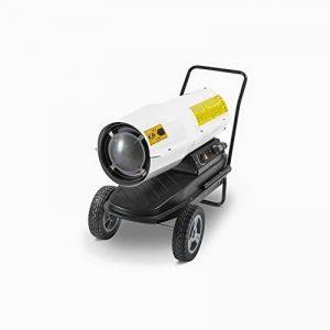 TROTEC 1430000065–Radiateur de Gasoil Direct IDE 30D Puissance Maximum 30kW (25.800Kcal) de la marque Trotec image 0 produit