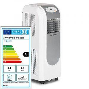 TROTEC Climatiseur local, climatiseur monobloc PAC 2000 E de 2,1 kW (7.000 Btu) de la marque Trotec image 0 produit