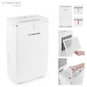 TROTEC Déshumidificateur TTK 72 E (max.: 24 l/jour) de la marque TROTEC image 0 produit