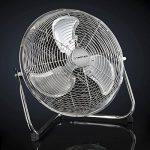 TROTEC Ventilateur de sol TVM 12 | Puissance de 55 watts | Tête du ventilateur inclinable à 100° | Diamètre des pales 30 cm de la marque Trotec image 6 produit