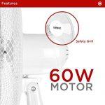Ventilateur à pied télécommande : comment trouver les meilleurs produits TOP 8 image 4 produit