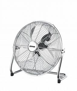 Ventilateur chromé sur pied, faites une affaire TOP 13 image 0 produit