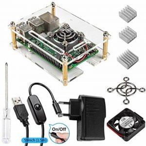 Ventilateur electrique sur pied, notre comparatif TOP 4 image 0 produit