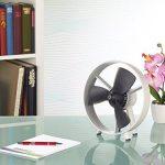 Ventilateur Silence - Design - Pales Souples Caoutchouc - Sans Grille de la marque Des'n F by Fishtec Limited W image 1 produit
