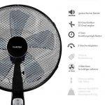 Ventilateur sur pied 50w - lecomparatif TOP 9 image 2 produit