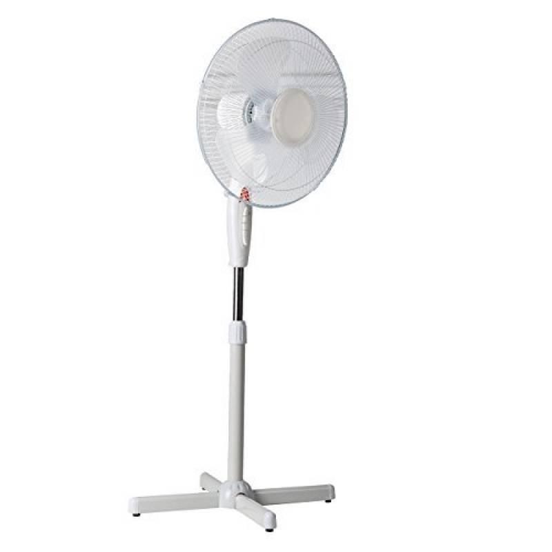 ventilateur sur pied m tal choisir les meilleurs produits pour 2018 chauffage et climatisation. Black Bedroom Furniture Sets. Home Design Ideas