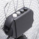 Ventilateur sur pied grande vitesse Tristar VE-5975 – 45,7 cm – Métal de la marque Tristar image 2 produit