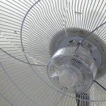 Ventilateur sur Pied Télécommande 60W Oscillant DynaSun DSE2RC LCD LED 60W Pro avec Fonction Spéciale de Ventilation de la marque DynaSun image 1 produit