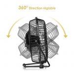 Ventilateur sur pied ultra silencieux -> comment acheter les meilleurs en france TOP 4 image 2 produit