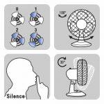 Ventilateur sur pied ultra silencieux -> comment acheter les meilleurs en france TOP 7 image 4 produit