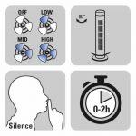 Ventilateur sur socle silencieux -> acheter les meilleurs produits TOP 6 image 6 produit