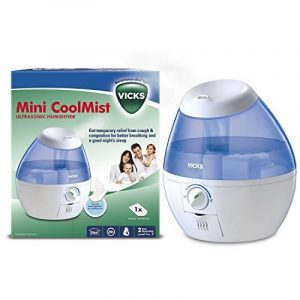 VICKS Cool Mist Mini Humidificateur à Ultrasons de la marque Vicks image 0 produit