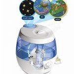 VICKS Sweet Dreams Humidificateur à Ultrasons + Hygromètre 2en1 de la marque Vicks image 3 produit