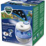 VICKS Sweet Dreams Humidificateur à Ultrasons + Hygromètre 2en1 de la marque Vicks image 5 produit