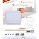 Voltman DIO080903 Radiateur électrique inertie Chaleur douce Calouna 1000 W de la marque Voltman image 4 produit