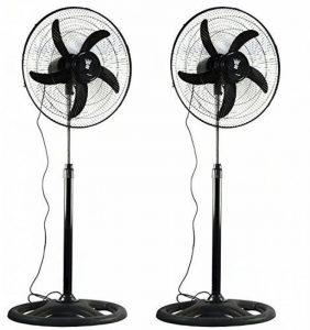 Votre comparatif de : Ventilateur rotatif sur pied TOP 0 image 0 produit