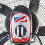 Votre comparatif de : Ventilateur rotatif sur pied TOP 0 image 3 produit