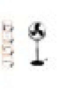 Votre comparatif de : Ventilateur rotatif sur pied TOP 6 image 0 produit