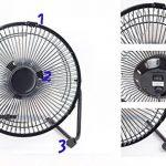 Votre comparatif : Ventilateur rowenta télécommande TOP 6 image 1 produit